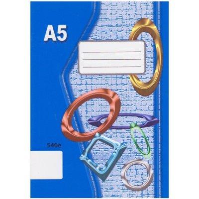 PaperMax Sešit 540 eko A5 čtverec
