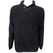 F&F pánský svetr černý