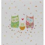 Dětské fotoalbum, na fotorůžky, 15 163 Owlfamily