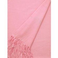 Art of Polo Jednobarevný šál růžový