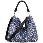Anna Grace kabelka Blue Hobo Shoulder Bag modrá AG00573P BLUE 93b3676df0e