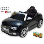 DAIMEX Elektrické autíčko Audi S5 s 2.4G dálkovým ovládáním a koženou sedačkou
