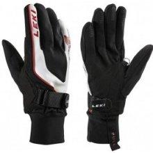 Leki Shark Cruiser rukavice na běžky black white red 13eb2a8802