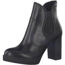 Tamaris kotníkové boty 1-1-25329-21-001 Black e4517624de