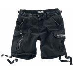 019897e5449 Black Premium by EMP Army Vintage Shorts dámské šortky černá