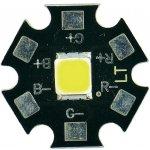 Led Cree HighPower MX3AWT-A1-STAR-000E51 350 mA 3,7 V 120 ° chladná bílá
