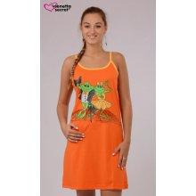 ce87d0d1fbe Vienetta Secret Žába Tanečnice dámská noční košile na ramínka