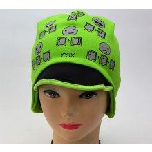 RDX Čepice na uši   kšilt 0072 Klávesnice Zelená 95a7888862
