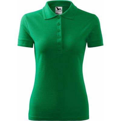 Malfini Pique Polo 200 dámská polokošile 21016 středně zelená