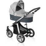 Baby Design Kombinovaný Lupo New 2016 07 šedý