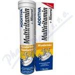 Additiva Multivitamin + Mineral Mandarin. 20 šumivých ablet