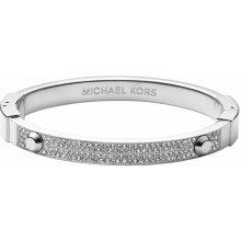 Michael Kors náramek Ocelový s krystaly MKJ2746040