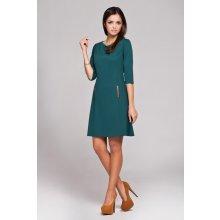 Figl dámské šaty M145 green