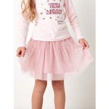 Sugar Squad Dívčí tylová sukně růžová