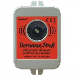 Deramax Profi ultrazvukový plašič