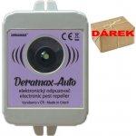 Odpuzovač kun do automobilu - ultrazvukový bateriový DERAMAX-AUTO