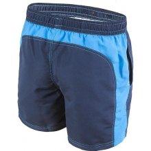 Pánské plavky Adrian Gwinner tm. modrá s modrou