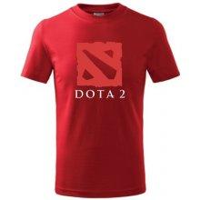 Tričko DOTA červená