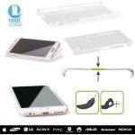 Pouzdro HEAD CASE Samsung Galaxy S7 Edge Čiré průhledné bez potisku