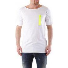 525 Pánské tričko Bílá