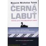 Černá labuť Nassim Nicholas Taleb
