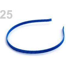Čelenka látková 1ks - 16 Kč / ks 25 modrá královská