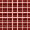 Paradyz Ricoletta Ricoletto Ricoletta Karmazyn - obkládačka mozaika 29,8 x 29,8 Ricoletta Karmazyn mozaika podklejana szklana 29,8x29,8