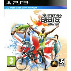 Hra a film PlayStation 3 Summer Stars 2012