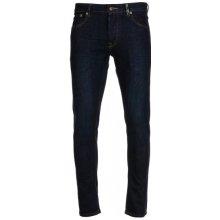 Pepe Jeans pánské jeansy Stanley Camou tmavě modrá