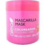 Alea Coloreados maska pro barvené vlasy 400 ml
