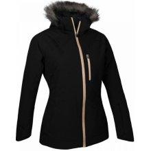Blizzard Viva jacket Kitzbühl black gold fur