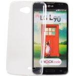 Pouzdro Forcell Ultra Slim 0,3mm HTC DESIRE 210 čiré