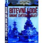 Válečné šílenství 6 - bitevní lodě 2. světové války DVD