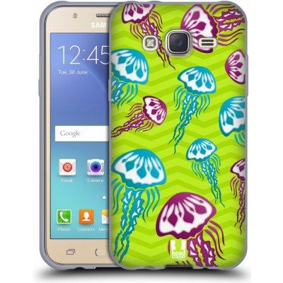 Pouzdro HEAD CASE Samsung Galaxy J5, J500, (J5 DUOS) vzor mořský živočich medůza