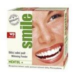 Smile Mentol bělící zubní pudr 30g