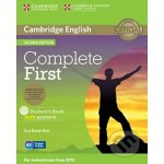 Complete First - Student\'s Book with Answers - Guy Brook-Hart