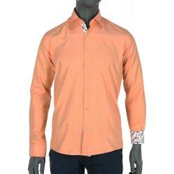 Repablo svěží Slim oranžová košile alternativy - Heureka.cz 1f6145632e