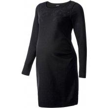 Esmara dámské těhotenské šaty BIO černá