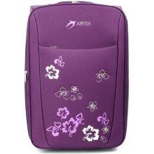 Airtex 9154 kufr střední 43x25x62 cm Fialový