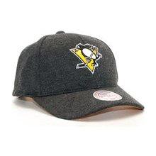 Mitchell   Ness Sweat Pittsburgh Penguins Black Snapback černá   žlutá 08a2f86894