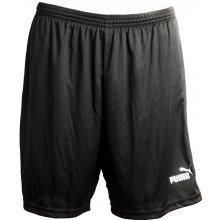Puma Sportovní šortky černé short black
