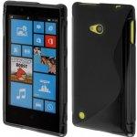 Pouzdro S-Case Nokia 720 Lumia černé