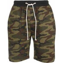 Lee Cooper Laidback Shorts Mens Camo