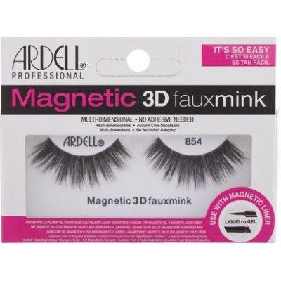 Ardell Magnetic 3D Faux Mink 854 magnetické Black