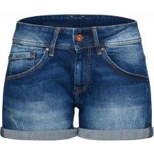 16241ec2bc7 Pepe Jeans dámské kraťasy Sadie tmavě modrá. od 1 499 Kč · Pepe Jeans Džíny   Siouxie  modrá džínovina