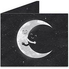 Dynomighty peněženka Design Moon Hug AC DG1
