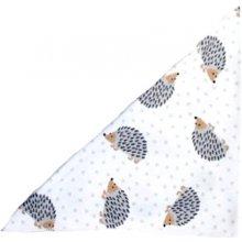 bavlněný šátek Ježečci