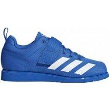 600ba35569 Adidas Pánské vzpěračské boty Powerlift 4 blue BC0345