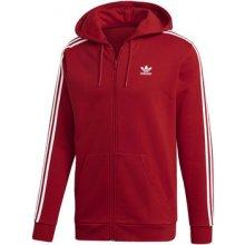 a0ad35d0f49e Adidas Originals 3 Stripes Fz Červená