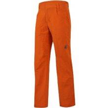 Mammut Rumney pánské kalhoty sportovní oranžové